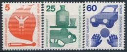 Y&T  N° 378-380 **