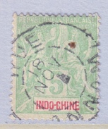 FRENCH INDOCHNE  7   (o) - Indochina (1889-1945)
