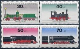 Y&T  N° 452-455 ** Train