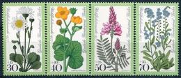 Y&T  N° 518-521 ** Flore