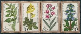 Y&T  N° 535-538 ** Flore