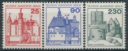 Y&T  N° 540-542 ** Chateau