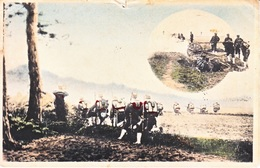 FRENCH INDOCHINE  CPA  RUSSO-JAPANESE  WAR  SAIGON-PARIS  1905 - Indochina (1889-1945)