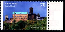 """GERMANY/Deutschland EUROPA 2017 """"Castles"""", 1v** - 2017"""