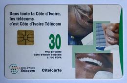 30 - Ivory Coast