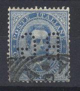 ITALIE  N° 36(1879) Perforé