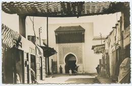 CPSM - OUJDA - Bab-Sidi-Yaissa - Marruecos