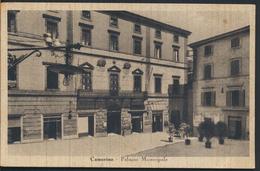 °°° 5967 - CAMERINO - PALAZZO MUNICIPALE (MC) 1942 °°° - Italia