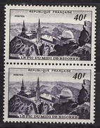 FRANCE 1951 - PAIRE Y.T. N° 916 - NEUFS** K164
