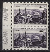 FRANCE 1951 - PAIRE Y.T. N° 916 - NEUFS** K166