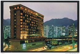 Hong Kong Meridien Airport Hotel China (2 Scans)