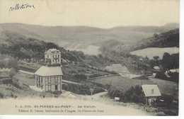 CPA Saint Pierre En Port Le Vallon F.A. 6700 Dutot Souvenirs De Plage
