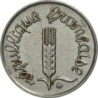France, Épi, Centime, 1968, Paris, SUP, Stainless Steel, KM:928, Gadoury:91