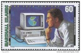"""IBM Introduces The Personal Computer, """" THE PC """" 1981, MNH Marshall"""