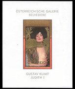 AUSTRIA 2003 Famous Paintings Of Austrian Collections: 1st Value: Klimt - 1945-.... 2ème République