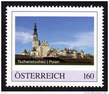 ÖSTERREICH 2015 ** Wallfahrtsort Tschenstochau In Polen - PM Personalized Stamp MNH - Christentum