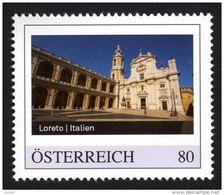 ÖSTERREICH 2015 ** Wallfahrtsort Loreto In Italien - PM Personalized Stamp MNH - Christentum