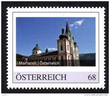 ÖSTERREICH 2015 ** Wallfahrtsort Mariazell In Österreich - PM Personalized Stamp MNH - Christentum