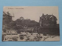 Partie De Villas () Anno 1914 ( Zie Foto Details ) !! - De Panne