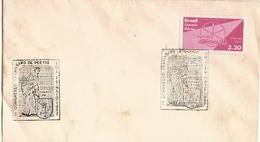 Brazil & Aereo, I Congress Of Poets, Maringa 1967 (87)