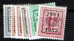PRE 47  *  3.75 - Tipo 1951-80 (Cifra Su Leone)