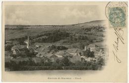 (52) 031, Illoud, Environs De Bourmont, Dos Non Divisé, Voyagée En 1906, TB - Otros Municipios