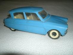 Citroen Ami 6   échelle 1:20  Plastique  à Friction  657 Rs 75 - Toy Memorabilia