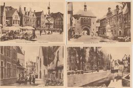 "17 / 5 / 255  -  LOT  DE  10  CPA  ""EXPOSITION  DE  1935  "" - Universal Exhibitions"