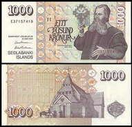 Iceland 1000 Kronur 2001 P59 UNC - Iceland