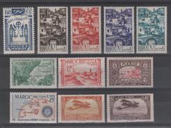 MAROC - Timbres Neufs  (a5) - Marokko (1891-1956)