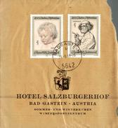 LETTRE D AUSTRIA  HOTEL SALZBURGERHOF - Australie