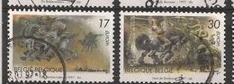 Belgie Belgique COB 2693/4 Gest Used Obl - Belgium