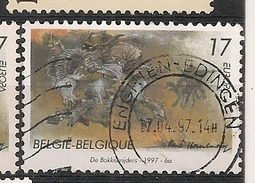 Belgie Belgique COB 2693 ENGHIEN  EDINGEN - Belgium