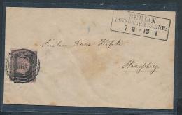 Preussen Alter Brief   ( T1798  ) Siehe Scan - Preussen