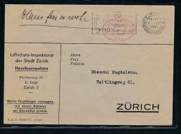 Schweiz- Feldpost -  Beleg  ( Ze4932  ) Siehe Scan - Military Post