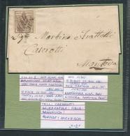 Österreich Klassik-Beleg-bitte Beschreibung Beachten ( Ze4951  ) Siehe Scan - 1850-1918 Imperium