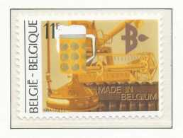 NB- N° 2114, Exportations 'MADE IN BELGIUM', Agro-industrie, Bière, SNC - Neufs