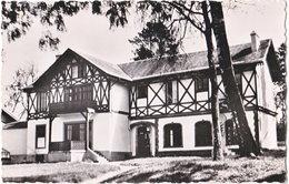 88. Pf. ETIVAL. Château De Ravinel. Colonie De Vacances Du Vivier. La Façade. 1 - Etival Clairefontaine