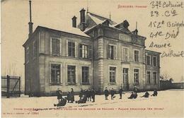 SENONES - Cours Complémentaire Et Ecole Primaire De Garçons -ed. Weick N°10641 - Senones