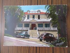 Guadeloupe    Gourbeyre- Dole Les Bains    Station Thermale    Hôtel Pichon   Voitures Américaines - Guadeloupe