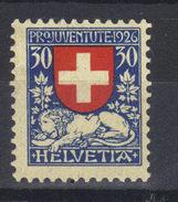 Suisse N° 225** (1926)