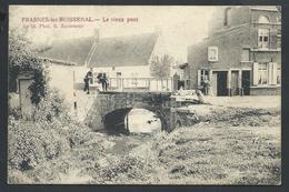 +++ CPA - FRASNES LEZ BUISSENAL - Le Vieux Pont - Rasseneur N° 14  // - Frasnes-lez-Anvaing