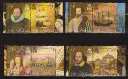 Saint Helena Island 2005 The Time Of Queen Elizabeth II.MNH - St. Helena