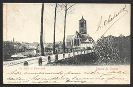 BRAINE Le COMTE La Digue Et Panorama (V.G) Belgique - Braine-le-Comte