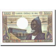 Mali, 1000 Francs, Undated 1970-84, KM:13c, SPL - Mali