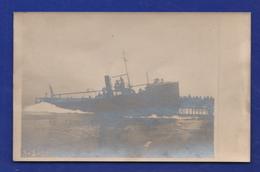 Marina Marine Rimorchiatore 1911 Tugboat Schlepper - Guerra