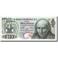 Mexique, 10 Pesos, 1975, KM:63h, 1975-05-15, SUP - Mexique
