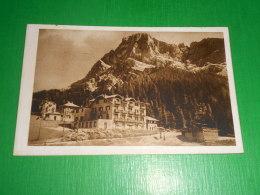 Cartolina San Martino Di Castrozza - Hotel Jolanda 1931 - Trento