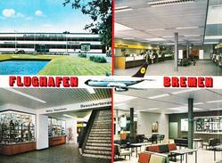 AIRPORT-BREMEN,GERMANY - Aerodromi
