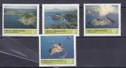 Nuova Zelanda New Zealand 1974 Isole 693-96 Mnh - Nouvelle-Zélande